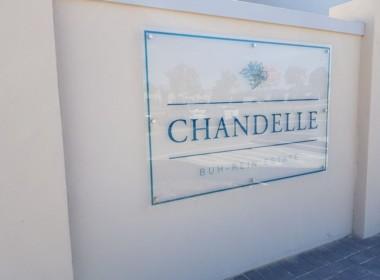 Chandelle 1